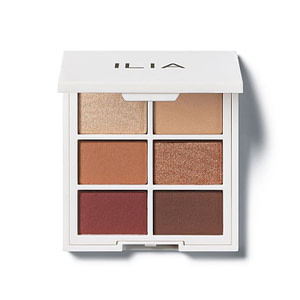 ILIA The Necessary Shadow Palette Warm Nude
