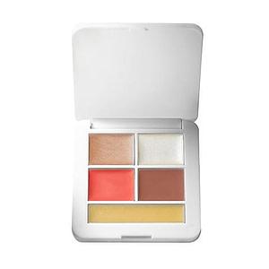 RMS Beauty Signature Set Mod Collection organiczna paleta do makijażu w białym pudełeczku dostępna w butiku Beauty Rebel