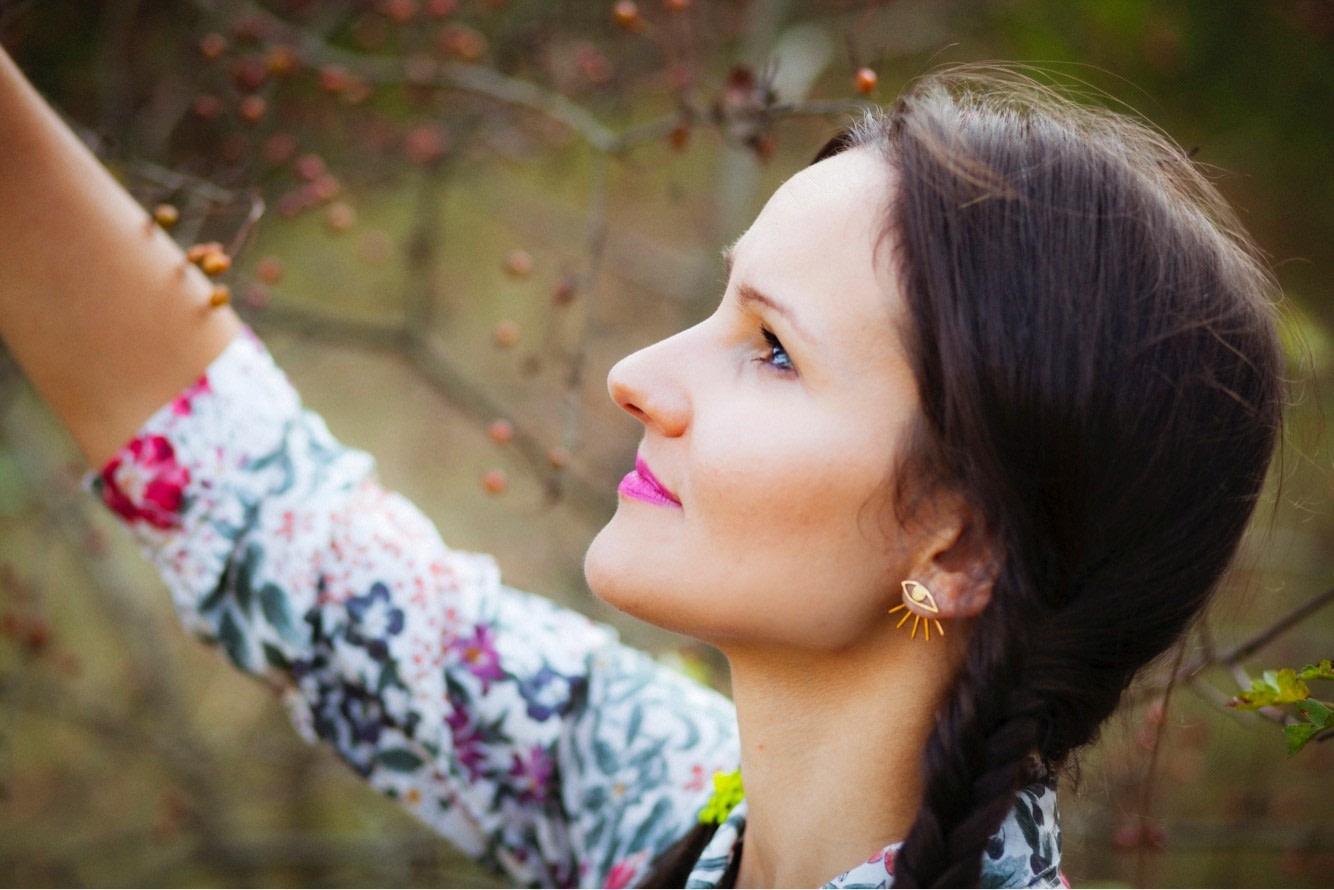 Rozmowy w Beauty Rebel: Ekocentryczka, Zdjęcie: Kasia Kukiełka